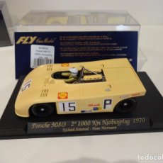Slot Cars: FLY. PORSCHE 908/3. 2º 1000 KM NURBURGRING 1970. REF. C-69 - 88023. Lote 267261959