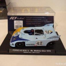 Slot Cars: FLY. PORSCHE 908/3. 6H WATKINS GLEN 1972. REF. C-101 - 88092. Lote 267262359