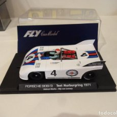 Slot Cars: FLY. PORSCHE 908/3. MARTINI. TEST NURBURGRING 1971. REF. C-60 - 88056. Lote 267262724
