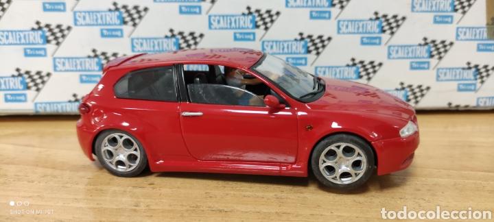 Slot Cars: ALFA 147 GTA ROJO FLY SLOT SCALEXTRIC - Foto 2 - 267406624