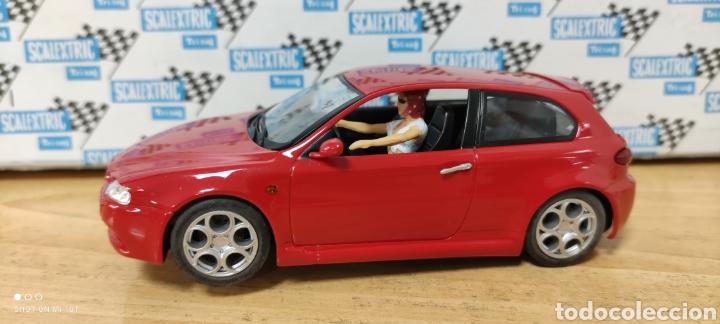 ALFA 147 GTA ROJO FLY SLOT SCALEXTRIC (Juguetes - Slot Cars - Fly)