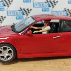 Slot Cars: ALFA 147 GTA ROJO FLY SLOT SCALEXTRIC. Lote 267406624