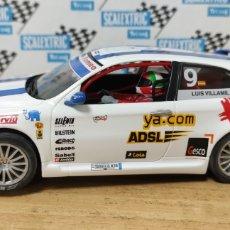Slot Cars: ALFA 147 GTA VILLAMIL FLY SLOT SCALEXTRIC. Lote 267407119