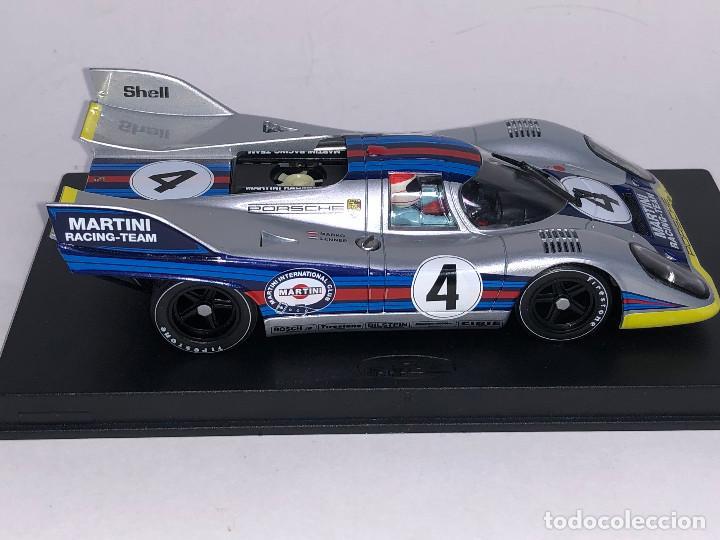 Slot Cars: Fly Slot Porsche 917 K Monza 1971 Martini Scalextric Slot Car 1:32 SCX Nuevo - Foto 2 - 267510874