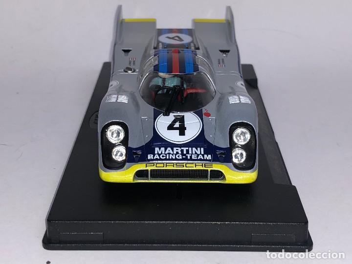 Slot Cars: Fly Slot Porsche 917 K Monza 1971 Martini Scalextric Slot Car 1:32 SCX Nuevo - Foto 3 - 267510874