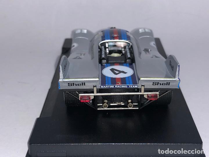 Slot Cars: Fly Slot Porsche 917 K Monza 1971 Martini Scalextric Slot Car 1:32 SCX Nuevo - Foto 4 - 267510874