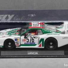 Slot Cars: LANCIA BETA MONTECARLO ALITALIA GIRO DE ITALIA 1979 (FLY CAR MODEL). Lote 268846174