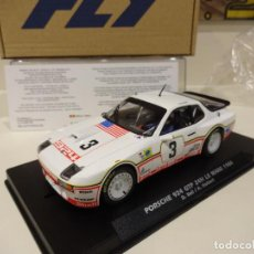 Slot Cars: FLY. NOVEDAD! PORSCHE 924 GTP. 24H LE MANS 1980. BELL - HOLBERT. REF. E2026. Lote 269992383