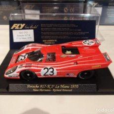 Slot Cars: FLY. PORSCHE 917K. 1º 24H LE MANS 1970. REF. C-53. Lote 270260948