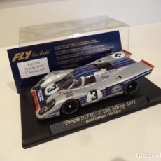 Slot Cars: FLY. PORSCHE 917K. 1º 12H SEBRING 1971. REF. C-54. Lote 270348233