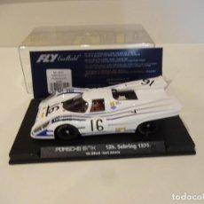 Slot Cars: FLY. PORSCHE 917K. 12H SEBRING 1970. REF. C-88 - 88101. Lote 270348428