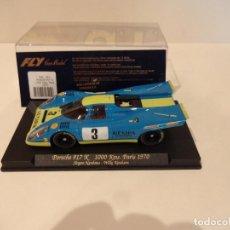 Slot Cars: FLY. PORSCHE 917K. GESIPA. 1000 KM PARIS 1970. REF. C-83. Lote 270348738