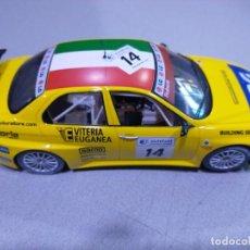 Slot Cars: ALFA ROMEO 156 DE FLY SCALEXTRIC. Lote 270454733