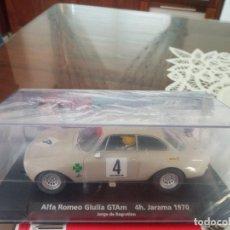 Slot Cars: FLY BEIGE ALFA ROMEO GTA BRAND NEW. Lote 270882638