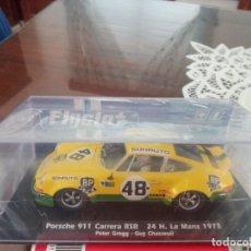 Slot Cars: FLY PORSCHE 911CARERRA RSR LE MANS 1973 BP. Lote 270883623