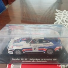 Slot Cars: FLY PORSCHE 911 SC ROTHMANS BRAND NEW. Lote 270885708