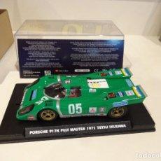 Slot Cars: FLY. NOVEDAD! PORSCHE 917K. 25 ANIVERSARIO FLY. REF. A2504. Lote 273250893