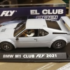 Slot Cars: BMW M1 ESPECIAL CLUB 2021 DE FLY. Lote 274574383