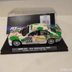 Slot Cars: FLY. BMW 320I. VLN NURBURGRING 2005. REF. 88011. Lote 276140763