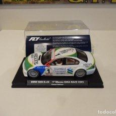 Slot Cars: FLY. BMW 320I E-46. MACAU GUIA RACE 2003. REF. A-624. Lote 276166148