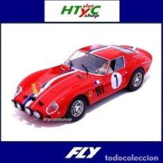 Slot Cars: FLY NUMERADA FERRARI 250 GTO #1 RALLYE 24 HS DOS CATALUÑAS 1965 SLOT CAR TODAY E2022. Lote 277043948