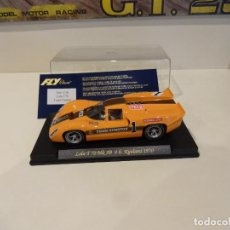 Slot Cars: FLY. LOLA T70 MK3B. 9H KYALAMI 1970. REF. C-38. Lote 277119398