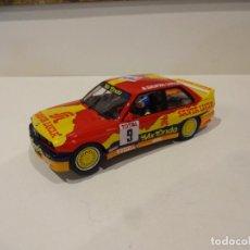 Slot Cars: FLY. BMW M3 E30. Nº9. TEAM SANTA LUCIA. FERTÉ.. Lote 278492098