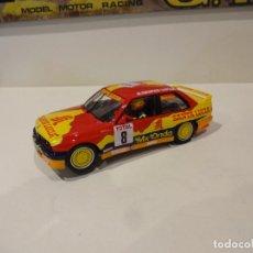 Slot Cars: FLY. BMW M3 E30. Nº8. TEAM SANTA LUCIA. BARRIOS.. Lote 278492453