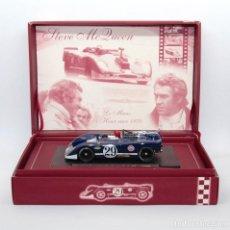 Slot Cars: PORSCHE 908 STEVE MCQUEEN LE MANS 1970 (FLY CAR MODEL) EDIC. LIM.. Lote 278500938