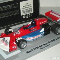 Slot Cars: F1 MARCH 761 MARLBORO FLYSLOT/SCALEXTRIC NUEVO EN CAJA. Lote 278759583