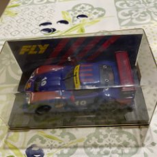 Slot Cars: MARCOS 600 LM FC BARCELONA, DE FLY, NUEVO EN SU CAJA. Lote 280850403