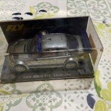 Slot Cars: BMW M3 GTR EDICIÓN CROMO DE FLY, NUEVO EN SU CAJA. Lote 280857578
