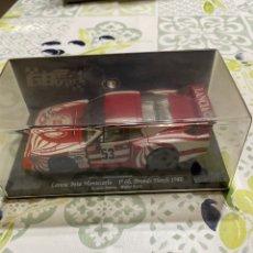 Slot Cars: LANCIA BETA MONTECARLO DE GB TRACKS, NUEVO EN SU CAJA. Lote 280858573