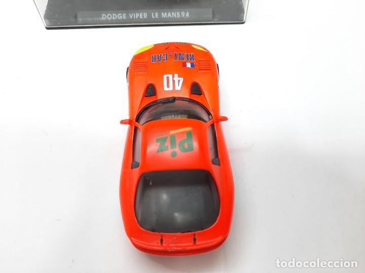 Slot Cars: SCALEXTRIC DODGE VIPER LE MANS 94 FLY DESCRIPCION!! - Foto 4 - 284024358