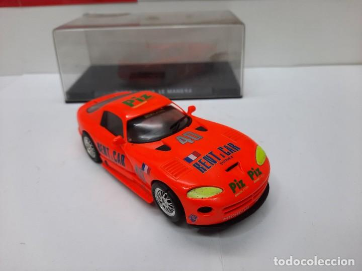 Slot Cars: SCALEXTRIC DODGE VIPER LE MANS 94 FLY DESCRIPCION!! - Foto 7 - 284024358