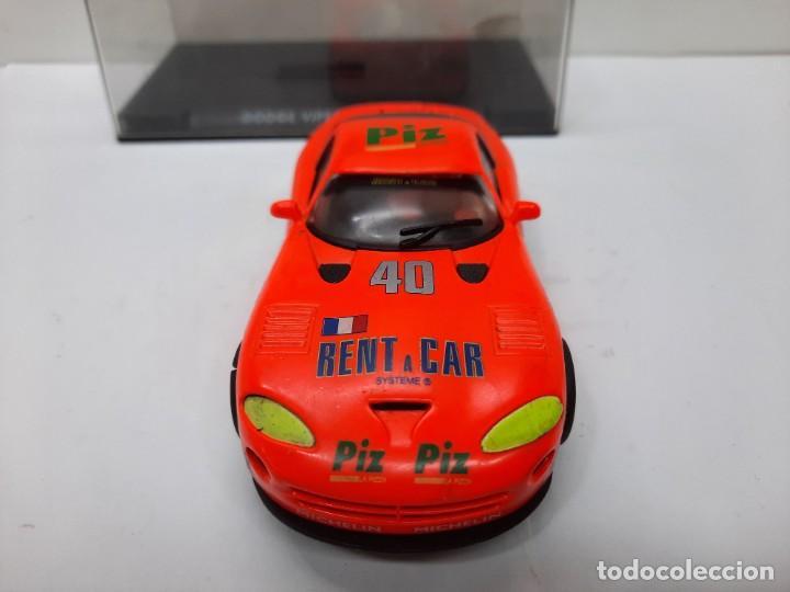 Slot Cars: SCALEXTRIC DODGE VIPER LE MANS 94 FLY DESCRIPCION!! - Foto 8 - 284024358