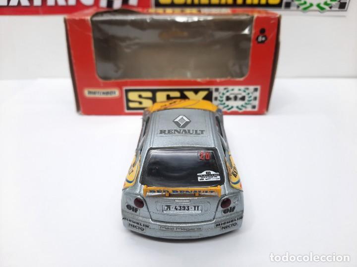 Slot Cars: SCALEXTRIC RENAULT MEGANE DESCRIPCION!! - Foto 5 - 284031563