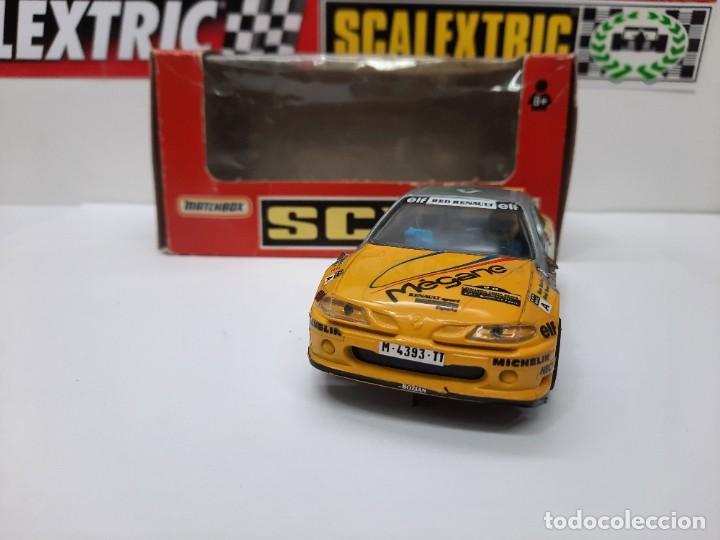 Slot Cars: SCALEXTRIC RENAULT MEGANE DESCRIPCION!! - Foto 8 - 284031563