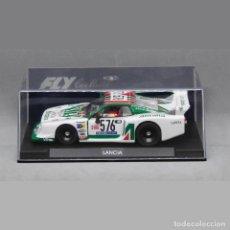 Slot Cars: LANCIA BETA MONTECARLO ALITALIA GIRO DE ITALIA 1979 (FLY CAR MODEL). Lote 286653938