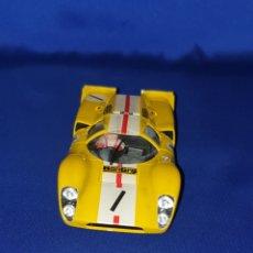 Slot Cars: SLOT FLY LOLA T70 MK 3B MADE IN ESPAÑA. Lote 286898143