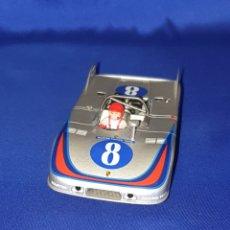 Slot Cars: SLOT FLY PORSCHE 908/3 FABRICADO EN ESPAÑA. Lote 286898388