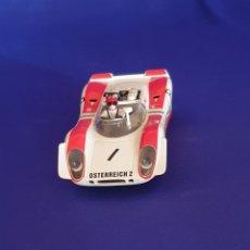 Slot Cars: SCALEXTRIC FLY PORSCHE 908 FABRICADO EN ESPAÑA. Lote 286996183