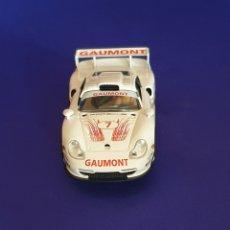 Slot Cars: SCALEXTRIC FLY PORSCHE GT1 FABRICADO EN ESPAÑA. Lote 286997118