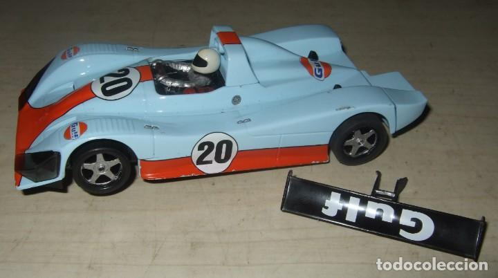 COCHE TOYOTA OPEN INTERFACE - NINCO - SCALEXTRIC (Juguetes - Slot Cars - Fly)