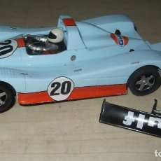 Slot Cars: COCHE TOYOTA OPEN INTERFACE - NINCO - SCALEXTRIC. Lote 287447303