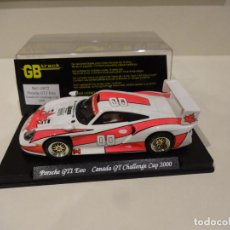 Slot Cars: FLY. PORSCHE 911 GT1 EVO. CANADA GT CHALLENGE CUP. REF. GB72. Lote 287605358