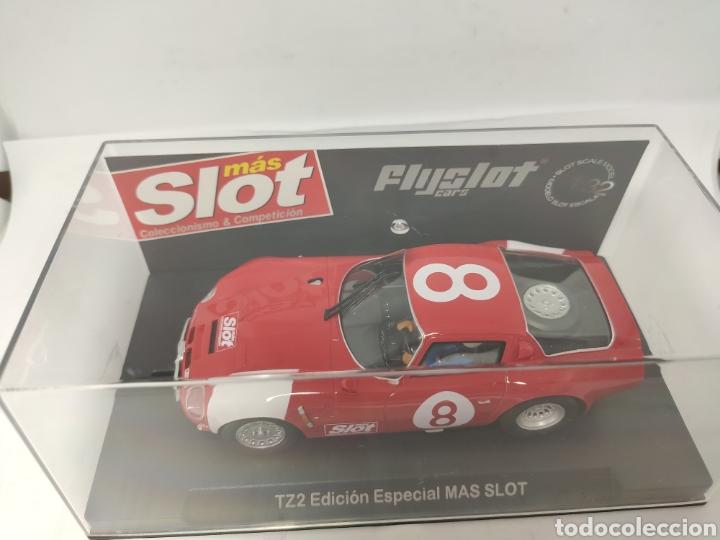 Slot Cars: FLY TZ2 EDICIÓN ESPECIAL MASSLOT FLYSLOT REF. F14301 - Foto 2 - 287822798