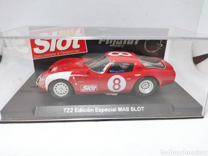 FLY TZ2 EDICIÓN ESPECIAL MASSLOT FLYSLOT REF. F14301 (Juguetes - Slot Cars - Fly)