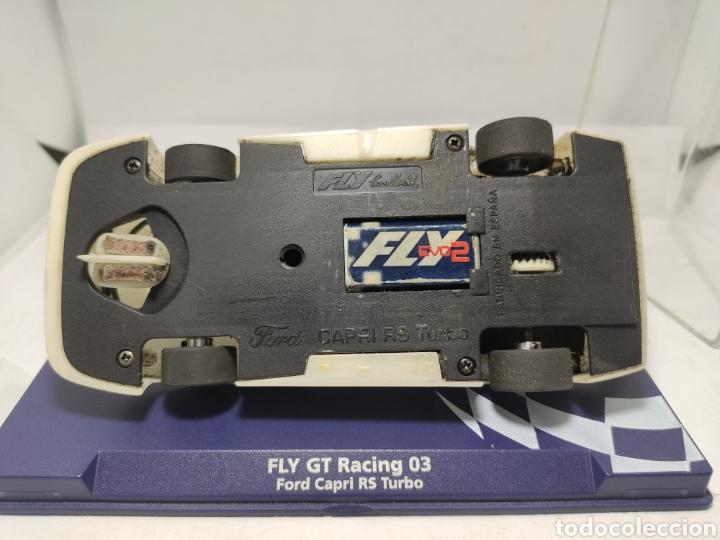 Slot Cars: FLY FORD CAPRI RS TURBO GT RACING 03 - Foto 6 - 287826458