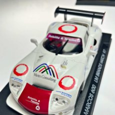 Slot Cars: MARCOS 600 LM BRANDS HATCH 97 BLANCO. Lote 287974348